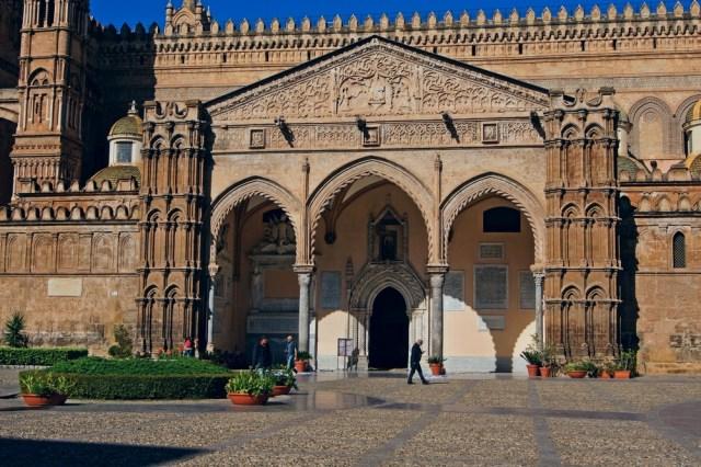 Катедралата на Палермо