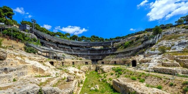 Римският амфитеатър