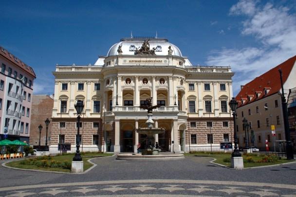 Словашки национален театър