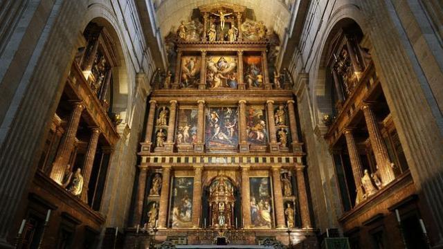 Кралският манастир Ел Ескориал