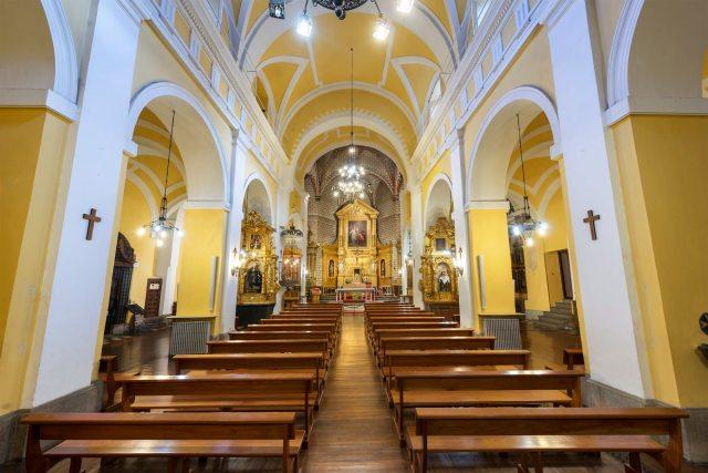 Църквата Санто Томе