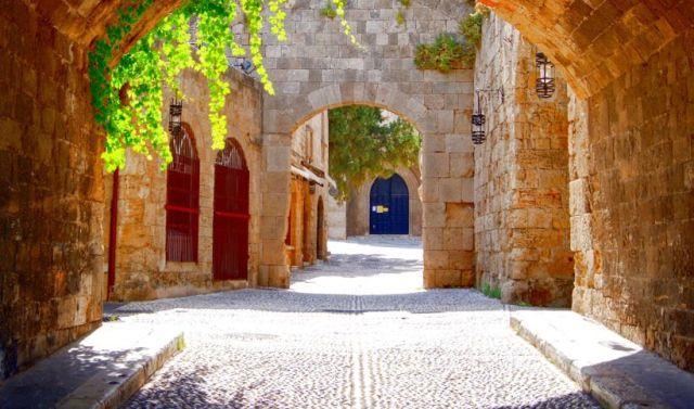 Град Родос