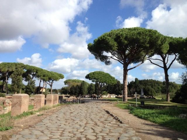 Автомобилна обиколка около Рим