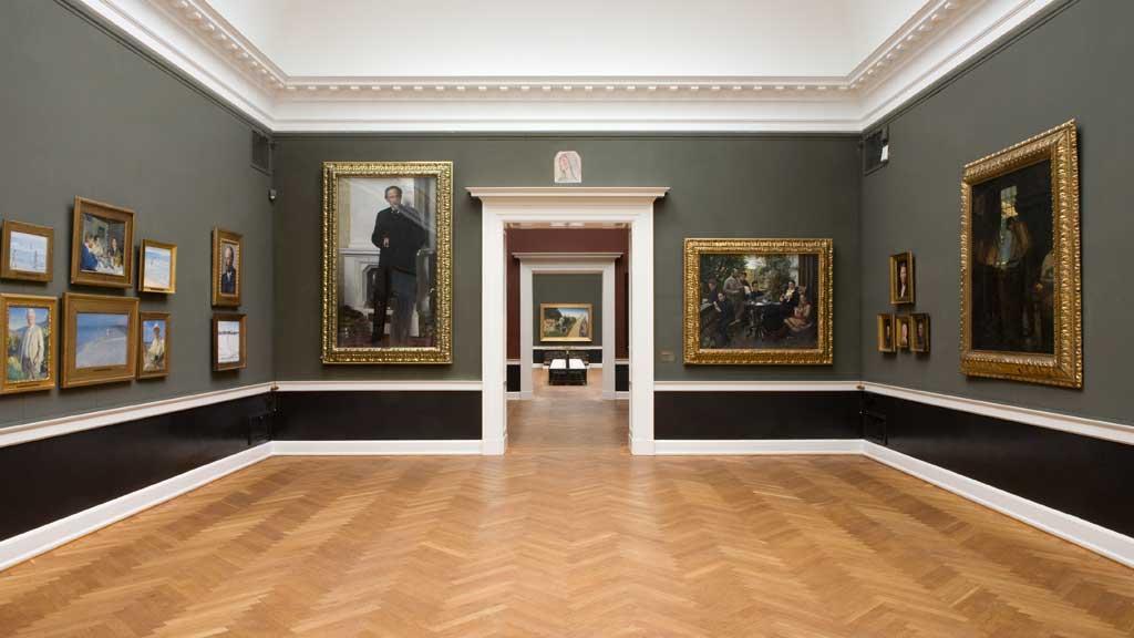 Музей Колекцията Хиршпрунг – град Копенхаген, Дания