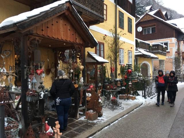 Коледен Халщат