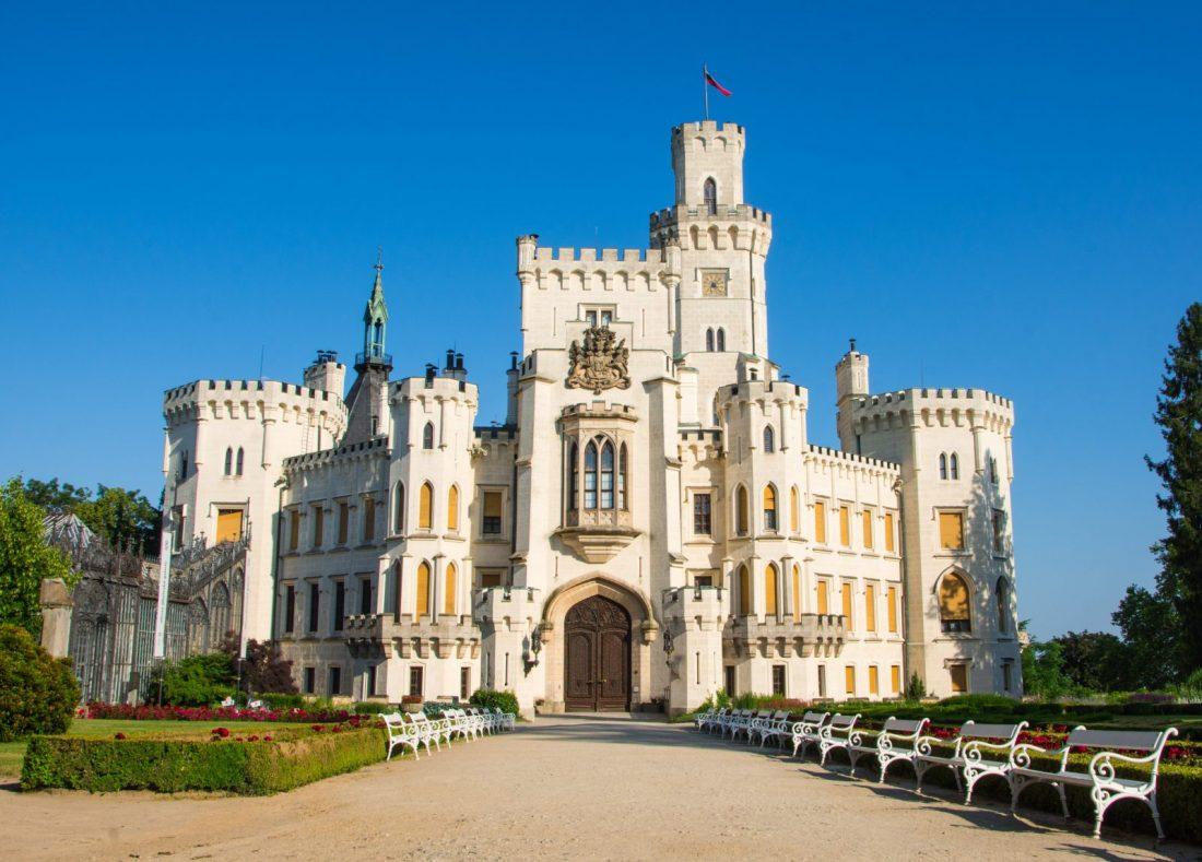 Замъкът Хлубока