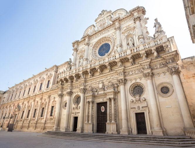 Лече – южната Флоренция