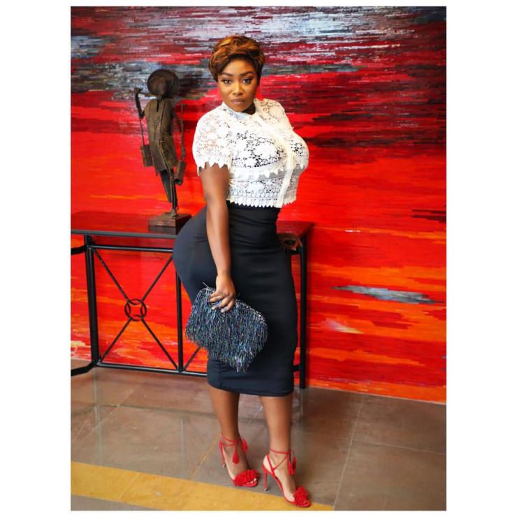 Photos: 5 Most Curvaceous Celebrities In Africa. 43