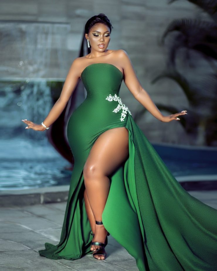 Photos: 5 Most Curvaceous Celebrities In Africa. 36