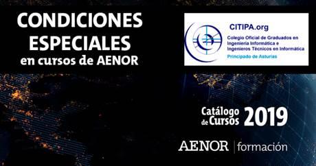 Programa de formación en Ciberseguridad de AENOR en Asturias