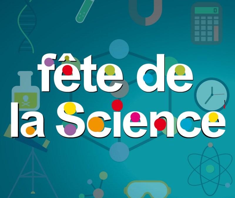 CiTIQUE x 2 à la Fête de la Science ! Samedi 12 octobre à Vandœuvre (54) et dimanche 13 octobre à Uckange (57)