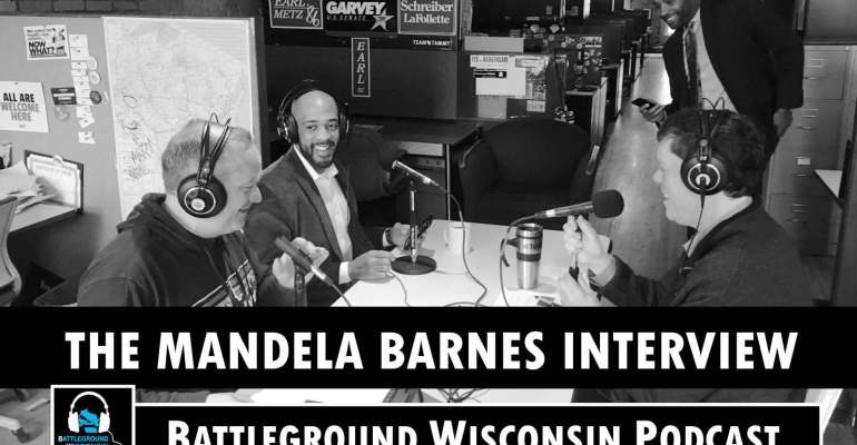 The Mandela Barnes interview