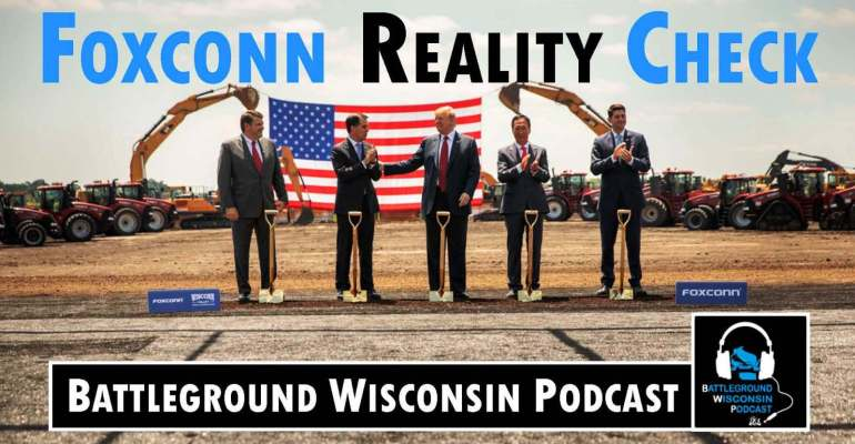 Foxconn reality check