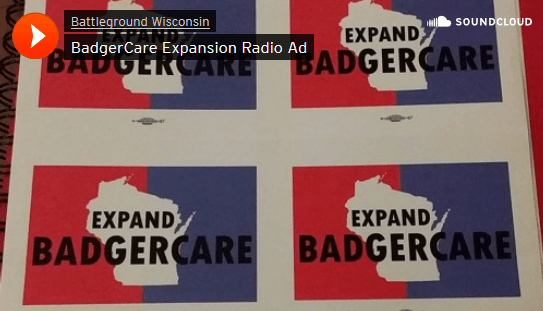 Citizen Action Weekly: Citizen Action launches new radio and digital ads in support of expanding BadgerCare!