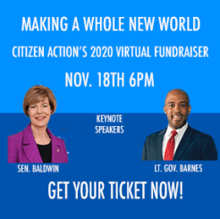 Citizen Action's 2020 Virtual Event