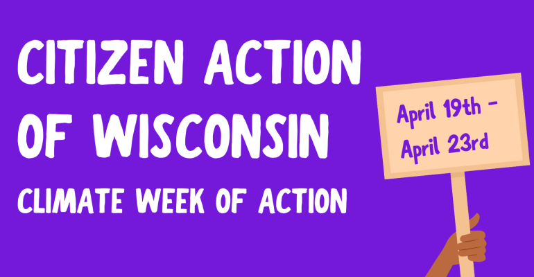 Citizen Action Weekly: Friday, April 16th