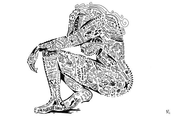 Doodle © Luigi Scarcella
