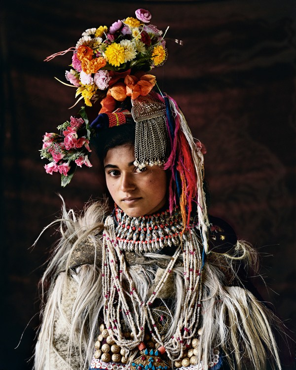Dropka Tribe, India Photo  © Jimmy Nelson BV courtesy teNeues
