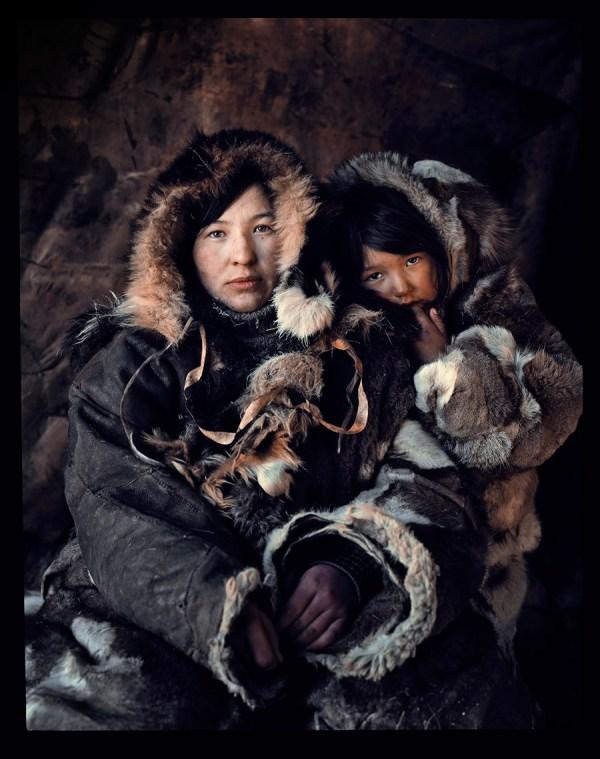 Chukchi Tribe, Chukotka, Siberia Photo © Jimmy Nelson BV courtesy teNeues