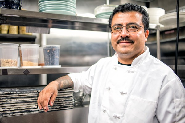 Chef Mario Gonzalez, Partner, The Black Ant Photo © PDW Photography