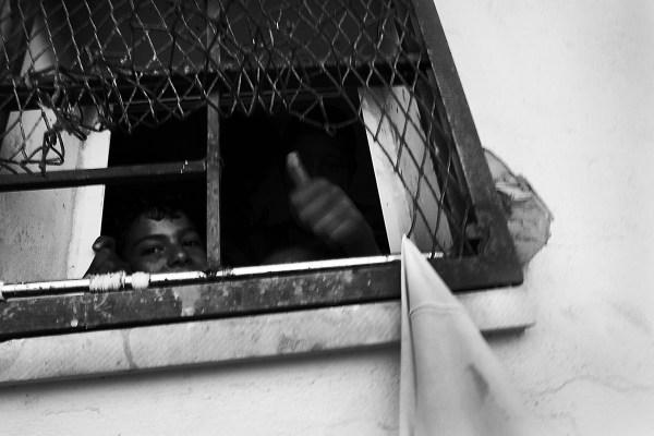 Minors detention center, Melilla ©Simone Perolari