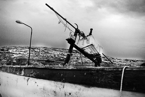 shipwrecks in Lampedusa ©Simone Perolari