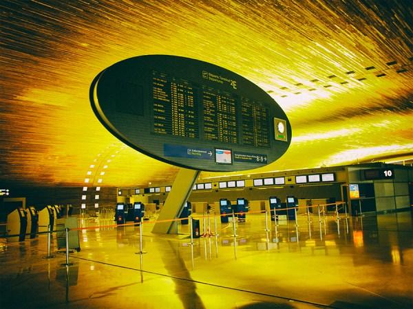 Paris Airport  ©Teo J. Babini