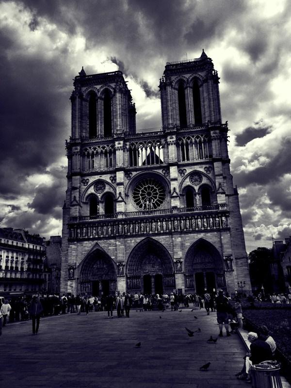 Notre Dame ©Teo J. Babini