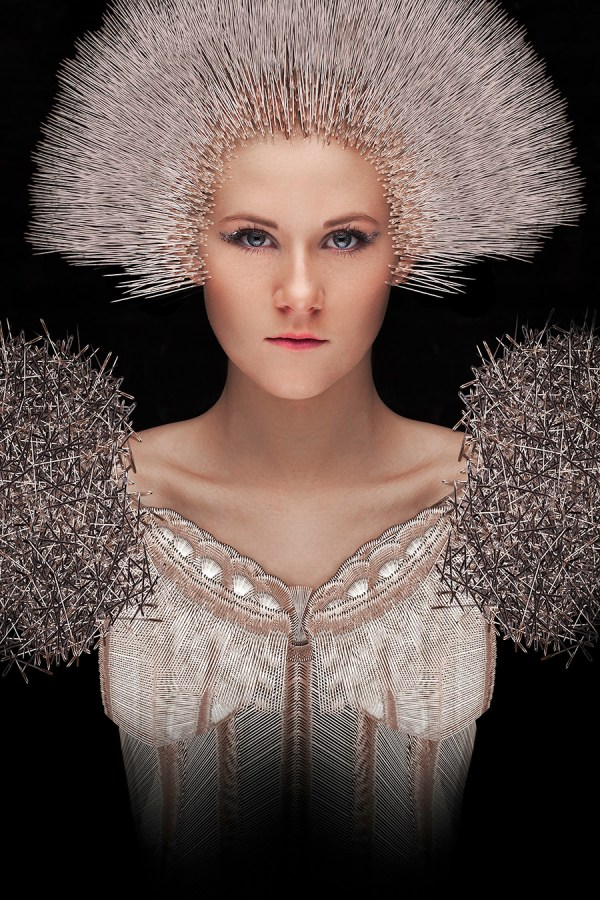 Mithril ©Jenna Martin Surreal Fashion