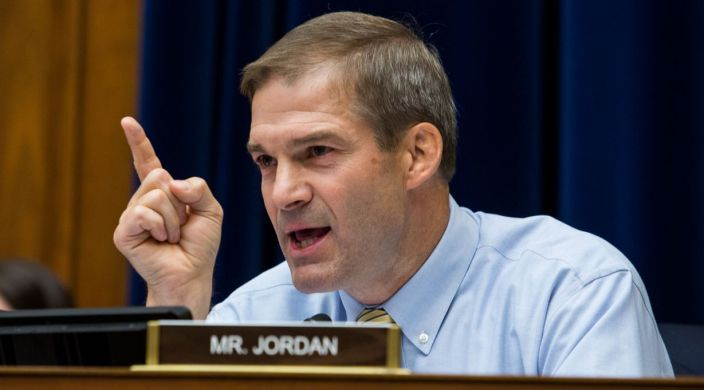 Jim Jordan Masterpiece…