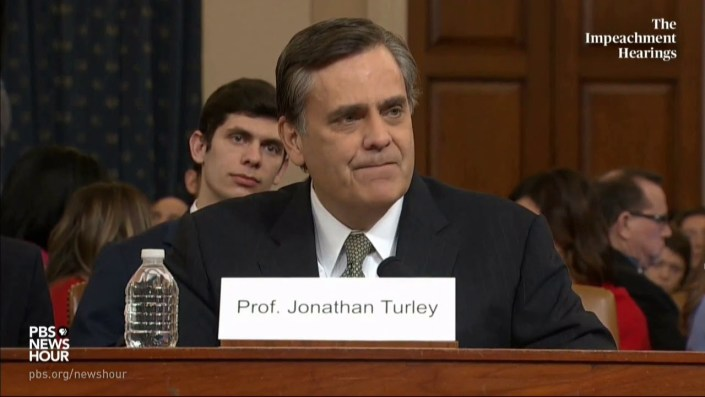 Jonathan Turley's Takedown of Obama and Fast & Furious…