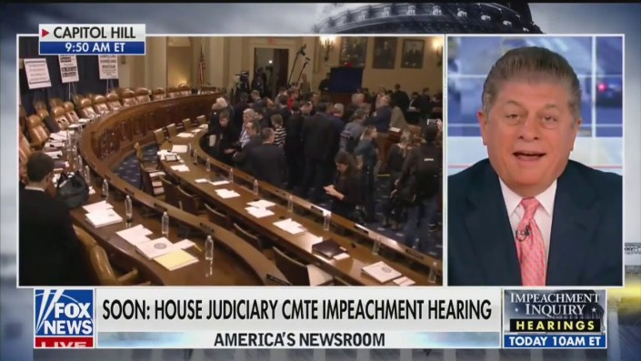 Virtue-signaling Judge Nap goes full psycho…