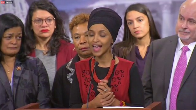 Finally. The Feds — including ICE — appear to be investigating Ilhan Omar…