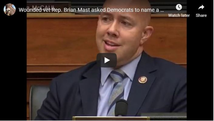 AWESOME – All hell breaks loose when Purple Heart Congressman gives Dems the silent treatment…