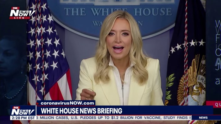 I've run out of superlatives for Kayleigh McEnany – This is incredible as she issues spygate homework to reporters — 5 questions to ask Obama…