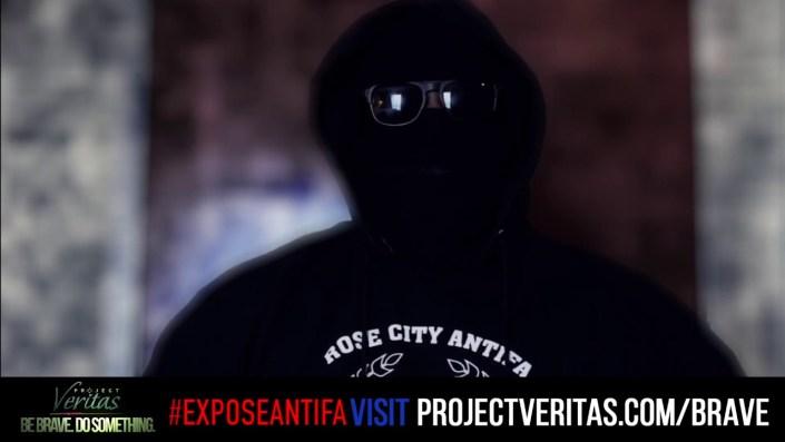 James O'Keefe infiltrates Antifa…