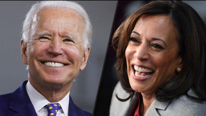 Biden chooses Kamala Harris…