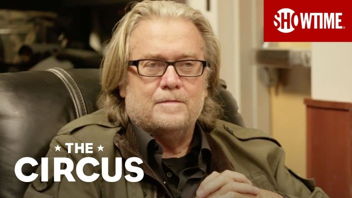 Steve Bannon's stunning prediction for January…