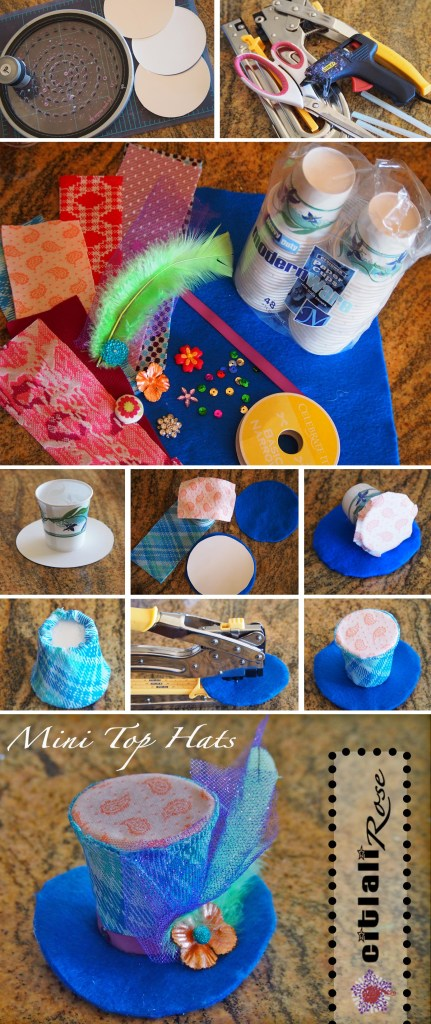 CitlaliRoseMini Top Hat Collage