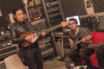Felix Fung & Jasper Wrinch || Photo By Yuko Inoue