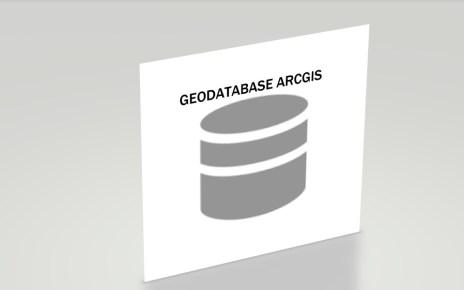 Tipe Geodatabase ArcGIS