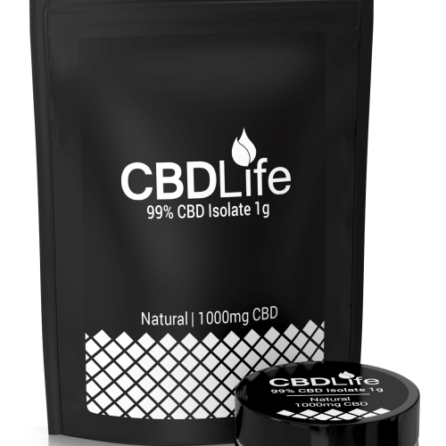99% CBD Isolate uk
