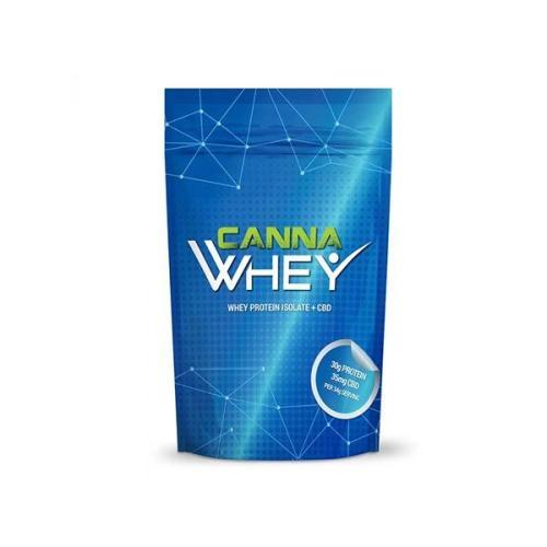 CannaWHEY CBD Whey Protein Drink Blueberry Muffin 35mg cbd