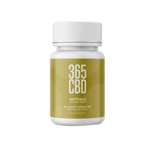 356 cbd soft gel capsules natural 300mg cbd