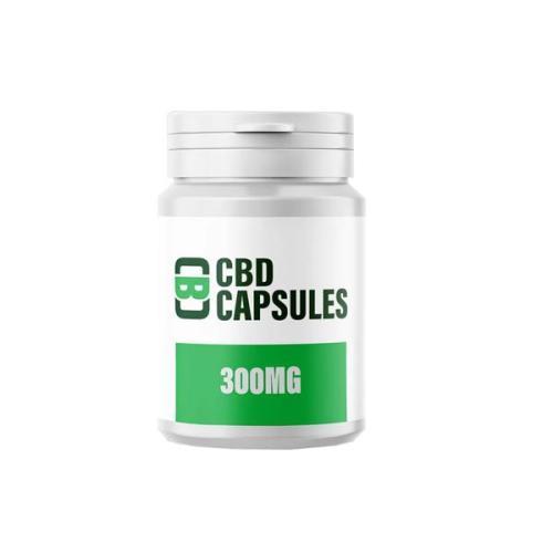 CBD Asylum CBD capsules 300mg cbd