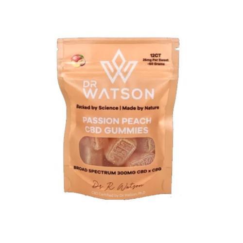 Dr Watson 300mg CBD Hemp Gummies uk