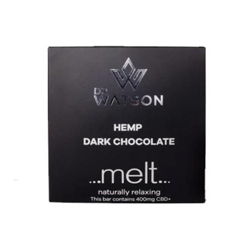 Dr Watson Melt 400mg CBD Dark Chocolate cbd uk