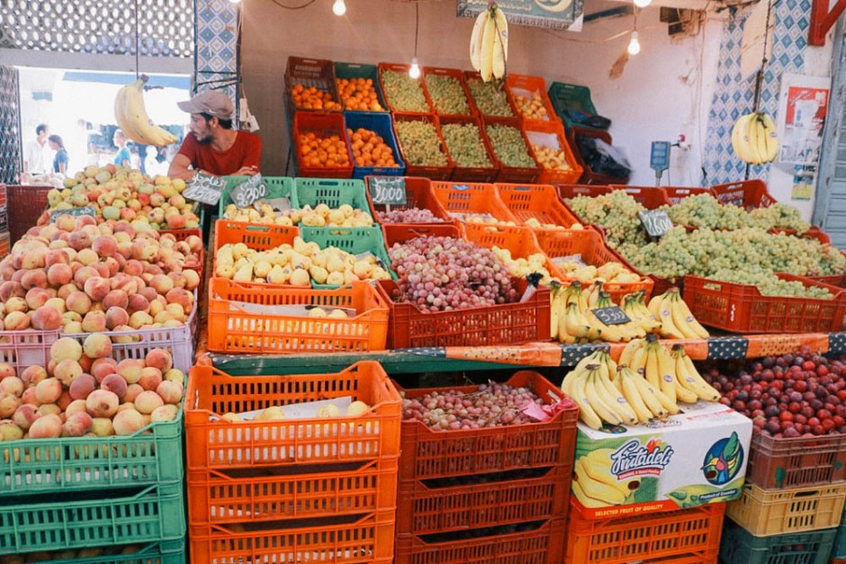 travel, traveling family, places to see, places to visit, africa, tunisia, tunisie, monastir, beautiful places , fresh market, vegetables