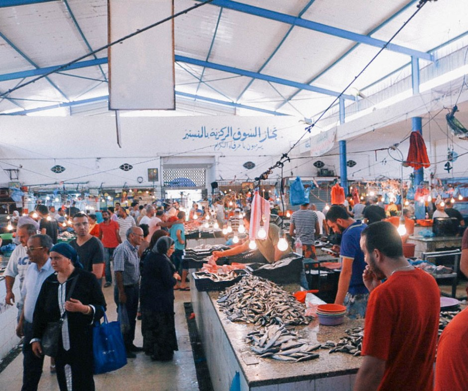 travel, traveling family, places to see, places to visit, africa, tunisia, tunisie, monastir, beautiful places, fish market,