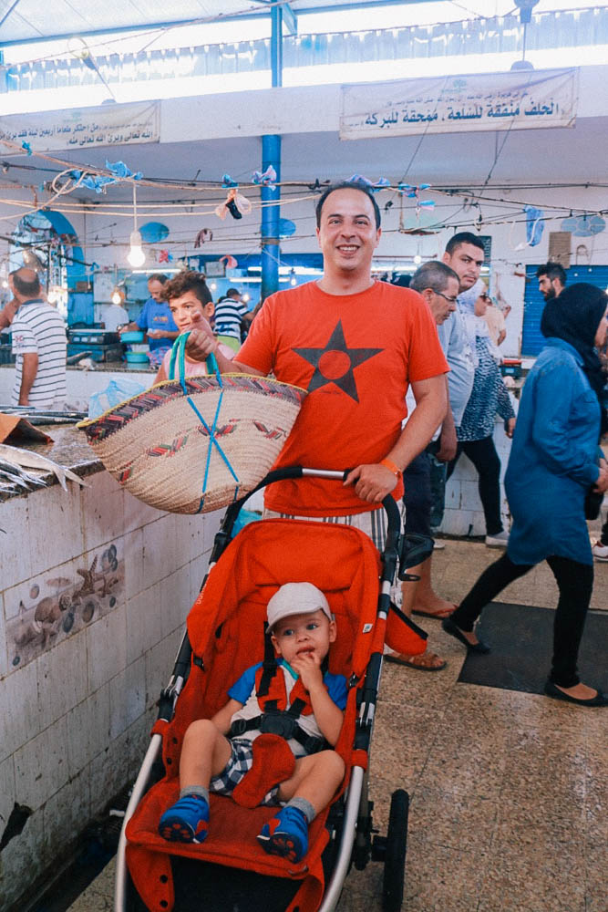 travel, traveling family, places to see, places to visit, africa, tunisia, tunisie, monastir, beautiful places, fish market, traveling family